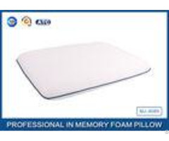 Classic Bamboo Traditional Memory Foam Pillow 60x40cm For Deep Sleep