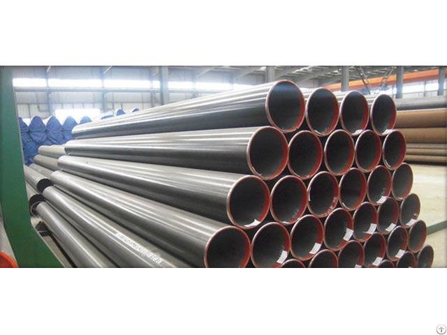 Threewaysteel Can Supply En10217 Erw Steel Pipe