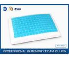 Antibacterial Comfort Revolution Cool Gel Memory Foam Pillow For Summer Queen Size