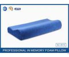 Air Following Slow Rebound Contour Massage Memory Foam Pillow Neck Support