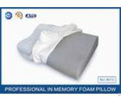 Visco Elastic Contoured Bamboo Charcoal Memory Foam Pillow For Neck Orthopedic
