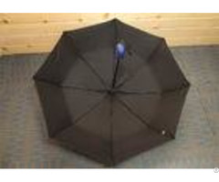 "21"" 8k Pongee Canopy Promotional Products Umbrellas Corporate Gift Wind Resistant"