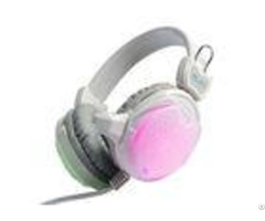 Professional Noise Reduction Headphones For Computer Lightweight Design