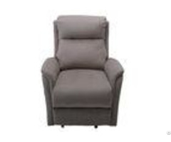 Fiber Back Electric Recliner Lift Chairs Home Furniture With Many Color Choice