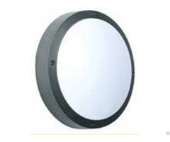 Round Bulkhead Light 20w High Lumen Output Aluminum Housing