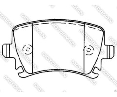 Brake Pad D1108 8213