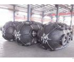 Yokohama Pneumatic Marine Rubber Fender Used For Protecting Vessels And Docks