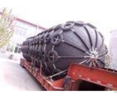Suitable For Boat Weight From 15000 200000t Of Pneumatic Air Filled Rubber Ship Fender