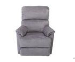 Electric Motion Recliner Chair Foam Pocket Coil Spring Seat For Family Room