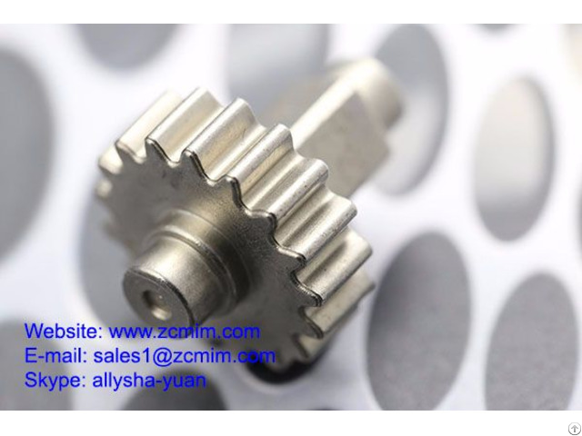 Precision Mim Process Machining Flight Instrument Parts