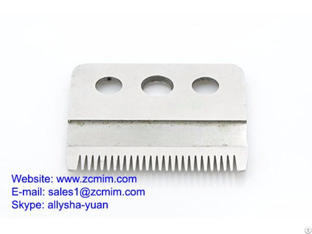 (blade)knife Part Oem Metal Injection Molding Supplier
