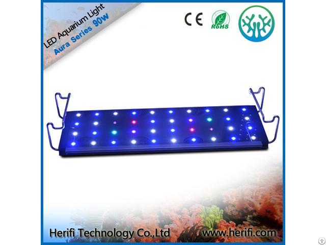 Best Selling In Europe Usa 120w 165w 180w 200w 300w Spectrum Dimmable Led Aquarium Light