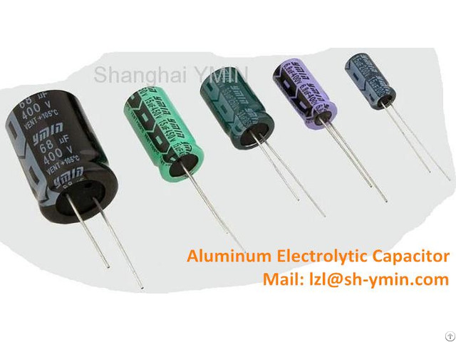 Gp General Purpose Radial Lead Aluminum Electrolytic Capacitor Rohs Compliant