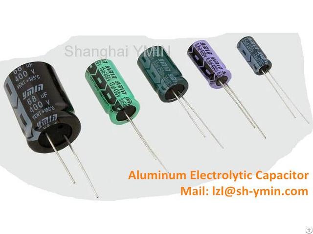 Gp General Purpose Radial Lead Aluminum Electrolytic Capacitor Rohs Compliant