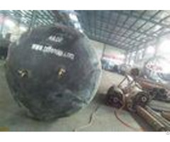 Easily Operated Inflatable Rubber Balloon Of Culvert Concrete Column