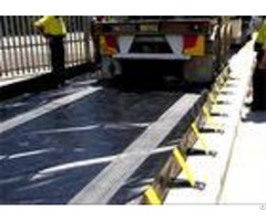 Mending Cars Spill Containment Berms Small Folded Size Easily Transported