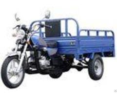 Gasline Cargo Motorbike 3 Wheel Motorized Tricycle Open Body Type For Adults