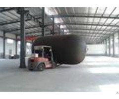 Used For Pier And Dock Protection With Pneumatic Marine Rubber Fender