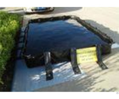 Tpu Pvc Spill Containment Dikes Reducing Pollution 12 Months Warranty