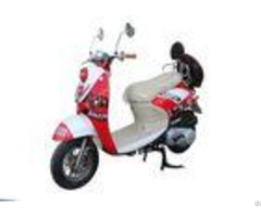 Gas Motor Scooter 50cc 125cc 150cc Gy6 Engine 139qmb 152qmi 157qmj Front Disc Rear Drum Alloy Wheel