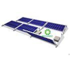 Premium Ballasted Aluminium Solar Panel Mounting System With 10 Years Warranty