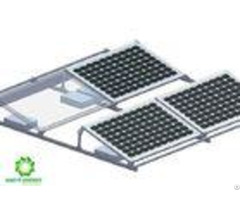 Aluminum Custom Solar Panel Mounting Brackets Support And Fix Pv Panels