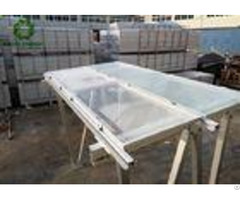 Anti Corrosion Silver Carport Solar Systems With Excellent Endurance