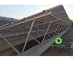 Aluminum Ground Solar Mounting System In Short Time Supply Quick Delivery