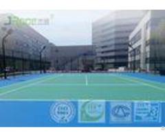 Environmental Acrylic Sports Flooring For Basketball Badminton Volleyball