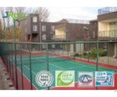 Eco Friendly Exterior Basketball Court Surfaces Gym Anti Slip Floor Tiles