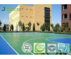 Custom Recycled Outdoor Multi Sport Court Anti Corrosion For Olympic Official Game