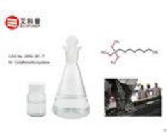 Silane Coupling Agent Cas No 3069 40 7 N Octyltrimethoxysilane As Surface Modifier