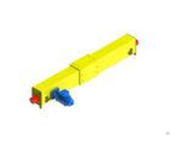 Gl General Single Girder Top Running End Carriage 50t 20t Loading Capacity