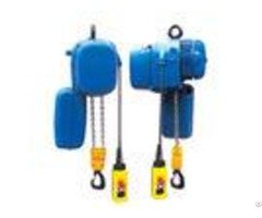 Stainless Steel Chain Hoist Small Capacity With Single Double Chains
