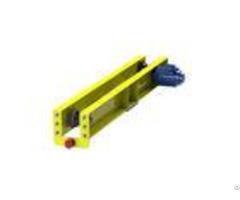 Efficiency Under Running Crane End Carriage For Workshop Warehouse Storage