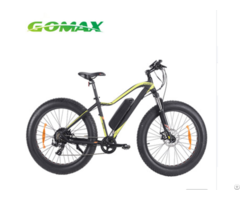 Fat Tire Mountain Bicycle Mtb Electric Bike With Controller Frame Motor Engine