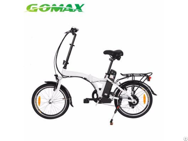 Folding Self Charging Electric Pocket Bike Carbon Fiber