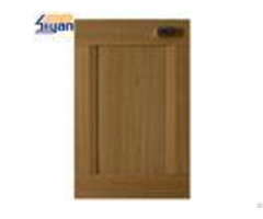 High Density Home Shaker Kitchen Cabinet Doors Moistureproof With Mdf Board Material