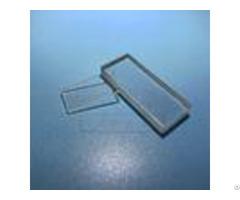 Rectangle Shape Silica Fused Quartz Plate Double Side Polished Dsp Gs1 Gs2 Gs3 Grade