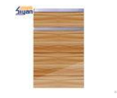 Replacement High Gloss Kitchen Cabinets Doors Vinyl Pressed Mdf Panels