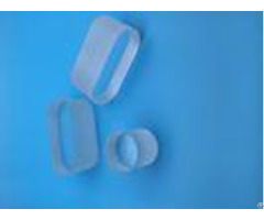 Protective Cover Glass Sapphire Optical Windows Wear Corrosion Resistance