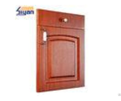 Antique Shaker Style Cabinet Doors And Drawer Fronts With Cherry Wood Surface
