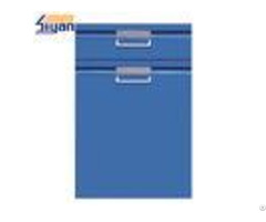 Pvc Film Pressed Shaker Style Kitchen Doors Replacement Solid Color