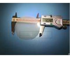 C Axis Sapphire Wafer Single Side Polished 3 Inch Al2o3 Crystal Optical Lens