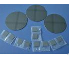 N Type Gallium Arsenide Wafer Gaas Single Crystal Substrates 2 6 Inch