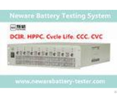 Ultra High Precision Neware Battery Tester 10v 10a Dcir And Pulse Test Supported