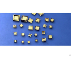 25gbps Ceramic Leadless Chip Carriers Clcc For Modulator Drivers