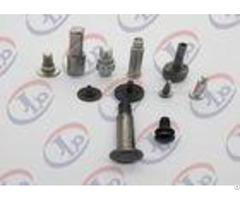 Small Metal Machined Parts Custom Precision Cold Heading Bolts
