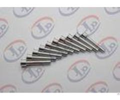 Unthreaded Aluminum Pins Machining Small Metal Parts With Cnc Turning Acid Passivation