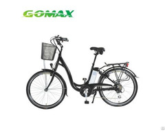 Front And Rear Led Light Balance City Motorised Electric Bike